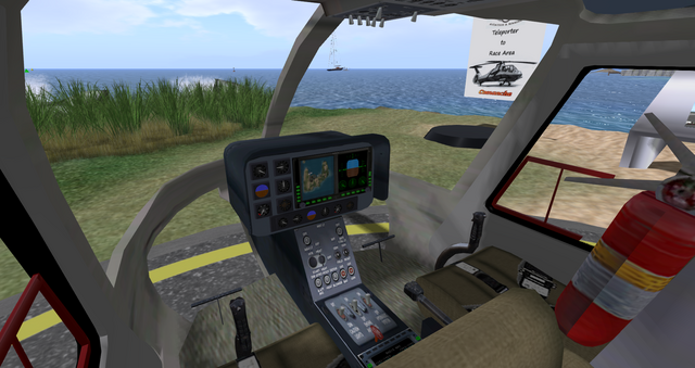 File:Bell 407 JetRanger (S&W) 2.png