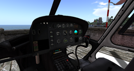 Eurocopter AS-350 (AeroFly) 2