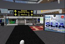 Second Life International Airport, terminal interior (06-12)