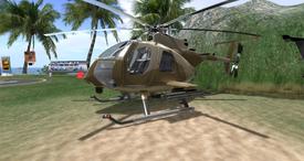 Boeing AH-6i (S&W) 1