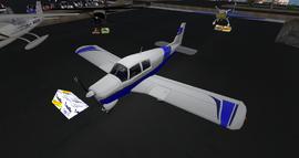 Apolon PA-28 Aircraft