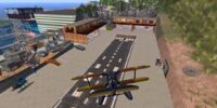 Strugatsky Airstrip