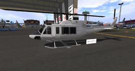 Bell 212 Twin Huey (AeroFly) 1