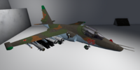 "Su-25 ""Frogfoot"" (AMOK)"