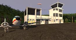 Hue Phu Bai Airport ATC, looking NE (11-14)