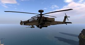 Boeing AH-64 Apache (E-Tech) 1