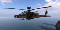 Boeing AH-64 Apache (E-Tech)