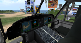 Bell 212 Twin Huey (S&W) 2