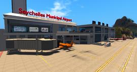 Seychelles Municipal Terminal (11-14)
