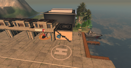 SLCG Substation Indigo
