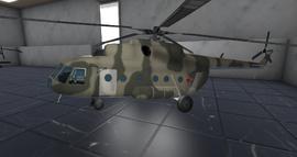 Mil MI-8T Hip (AMOK) 1