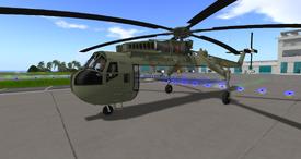 Sikorsky CH-54 Tarhe (Milestone) 1