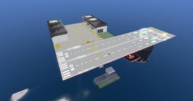 Klindar Skyport, looking NE (01-15)