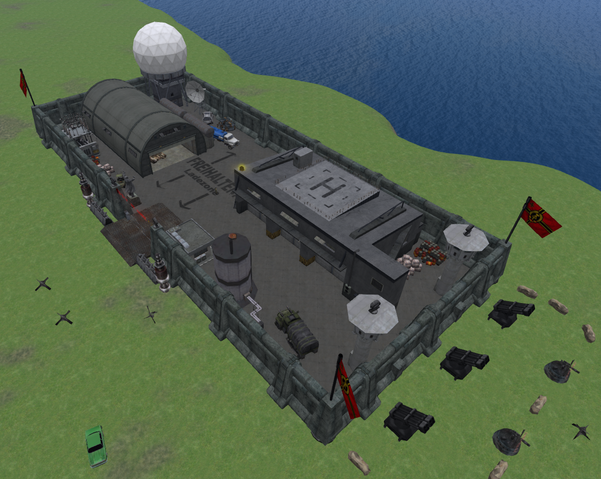File:DDV Outer Heaven Outpost Build rezzed at a Sanbox.png