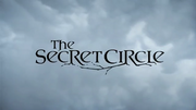 The Secret Circle Title Card