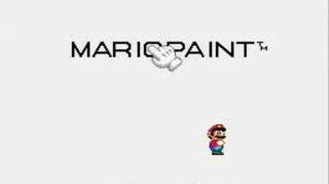 Mario paint-totaka's song