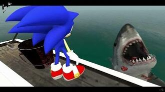 Sonic in JAWS