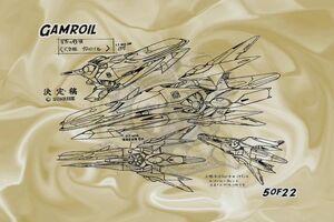 Sketch-Gamroil