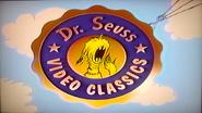 Dr. Seuss Video Classic Sleep Book