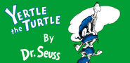 Yertle the Turtle Header