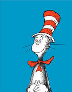 Cat-in-the-hat backing page