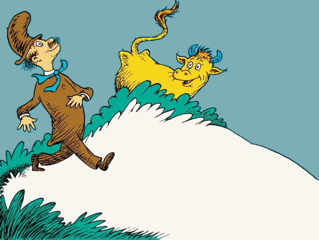 Image - Brown meets cow.jpg | Dr. Seuss Wiki | Fandom powered by Wikia