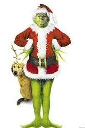 Real grinch