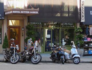 Hotel sutter larkin