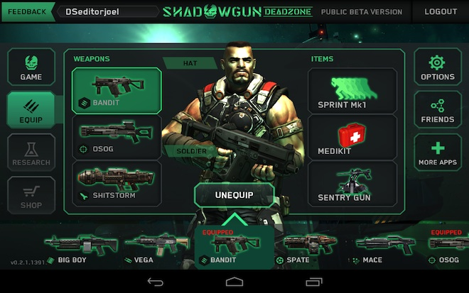 shadowgun deadzone review