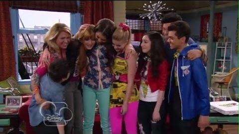 video shake it up quotremember mequot final episode season 3