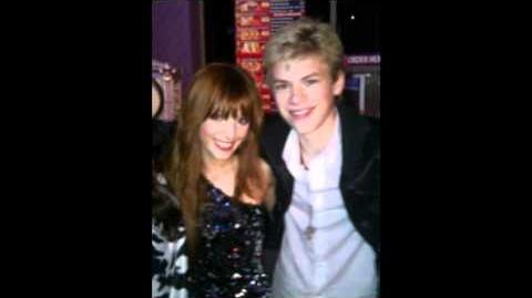 Kenton Duty and Bella Thorne - I'd Rather be with You