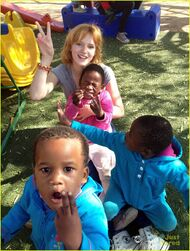 Bella-thorne-in-africa-(4)