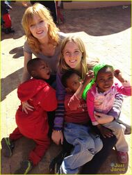 Bella-thorne-in-africa-(7)