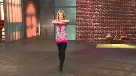"Make Your Mark Shake It Up Dance Off - ""XOX"""