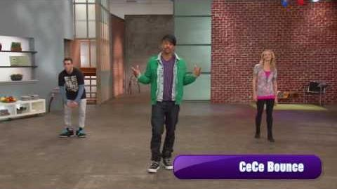 "Make Your Mark Shake It Up Dance Off - ""CeCe Bounce"""