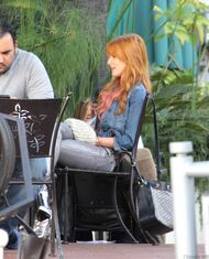 Bella Thorne Lunch35