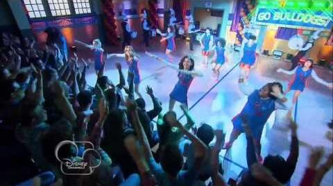 HQ Shake It Up - Anything You Can Do (I Can Do Better) Dance (Shake It Up Spirit It Up)