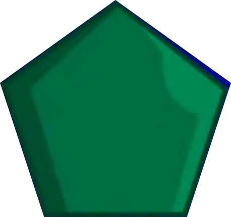 Image - Green Pentagon.png | Shape Battle Wiki | Fandom powered by ...