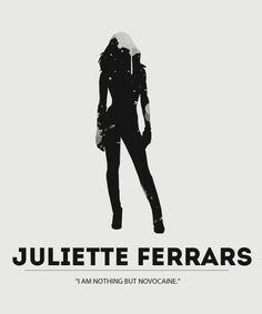 Резултат с изображение за Juliette Ferrars