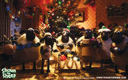 Ewe A Merry X-mas wallpaper XL