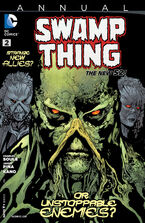 Swamp Thing Annual Vol 5-2 Cover-1