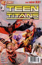 Teen Titans Vol 4-1 Cover-1