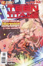 Teen Titans Vol 4-4 Cover-1