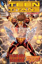 Teen Titans Vol 4-25 Cover-1