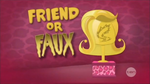 Friend or Faux