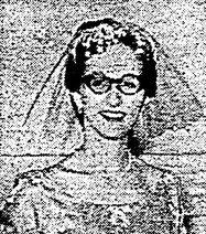 Carol Bruch in 1960 Morning Star cropped