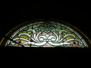 Waukegan 438 interior window detail