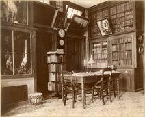 Mount Carroll Seminary library