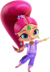 Shimmer from Shimmer and Shine