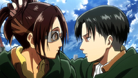 Levi sees an abnormal